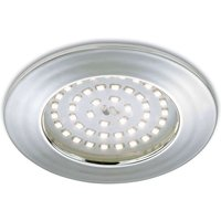 Accent giving LED recessed light Paul  chrome