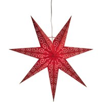 Red Paper star Antique