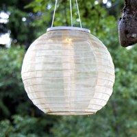 Festival LED solar light  diameter 25 cm