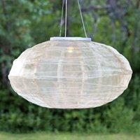 Festival LED solar light  diameter 35 cm