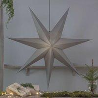 Ozen seven pointed paper star  140 cm diameter