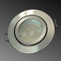 Modern LED recessed light 5 W  iron