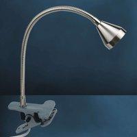 Functional LED clip on light MINI  cool white