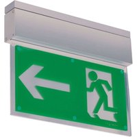 Emergency and safety light L LUX STANDARD  ceiling