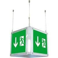 Emergency exit cube Cube Lux Standard