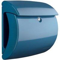 Letter box Piano 886 light blue