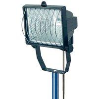 ST 200 IP44 tripod halogen spotlight