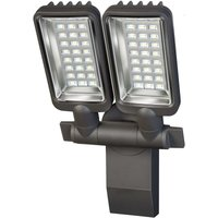 City 2 bulb LED out  spotlight   for ind  out