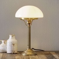 HARI classic table lamp made of brass