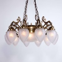 Jerome chandelier  hand finished