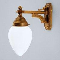Venice   wall light made of brass