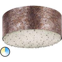 B Leuchten Vintage LED ceiling light