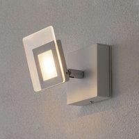 White LED wall spotlight Line