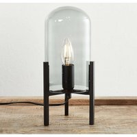 By Ryd ns Smokie table lamp  black