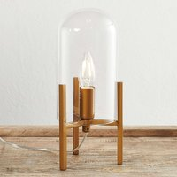 By Ryd ns Smokie table lamp  gold