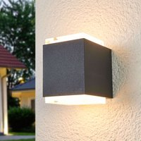Bega   LED outdoor wall lamp Ben