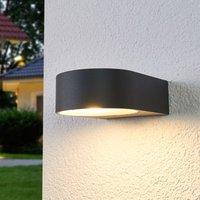 Bega   effective LED outdoor wall lamp Gero