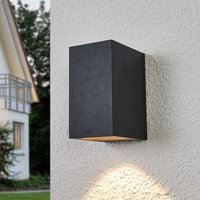 Bega LED outdoor wall lamp Fred