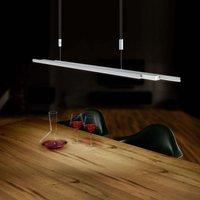 BANKAMP L lightLINE LED hanging light  matt nickel