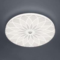 BANKAMP Mandala LED ceiling light  flower    52 cm