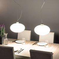 Design pendant light AIH 28 cm cream matte