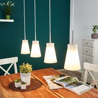 MOMO   4 bulb pendant light