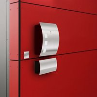 Alani High quality Letterbox with Stainless Steel