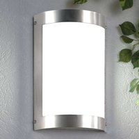 Marco3 Subtle Exterior Wall Lamp excl  Sensor