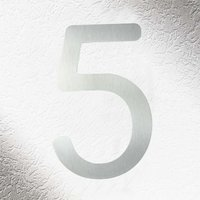 High Quality House Numbers made of Stainless 5