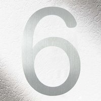 High Quality House Numbers made of Stainless 6