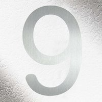 High Quality House Numbers made of Stainless 9