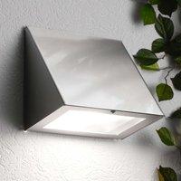 Aqua Peso LED Exterior Wall Lamp