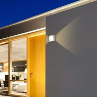 Aqua Legendo Mini stainless steel wall light