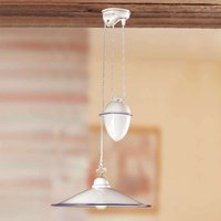 PIATTO rise and fall hanging light
