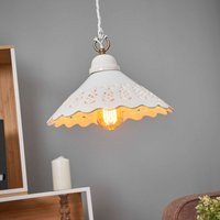 Hanging light Pizzo  1 bulb  30 cm