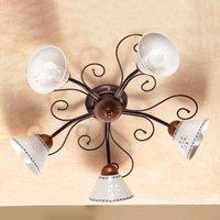Romantic LIBERTY ceiling light