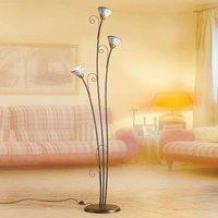 3 bulb LIBERTY floor lamp