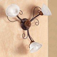 Stylish RETINA ceiling light  3 bulb