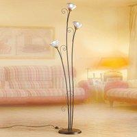 Elegant RETINA floor lamp  3 bulb