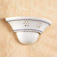 Elegant IL PUNTI wall light with a ceramic bowl