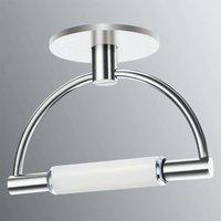 Glare free LED ceiling lamp Gradi