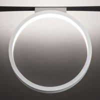 Ring shaped designer ceiling light Assolo  43 cm