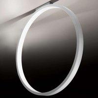 Ring shaped designer ceiling light Assolo  70 cm