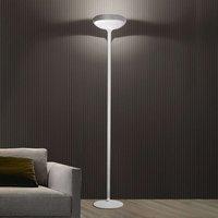 Floor lamp Sestessa Terra with foot dimmer