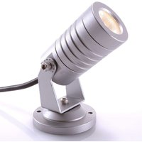 Warm white LED outdoor spotlight mini