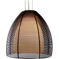 Black Filo Big Mob hanging light