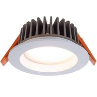 COB95 LED recessed ceiling spotlight  warm white