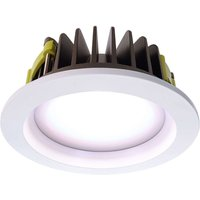 Cool white COB170 LED recessed ceiling light