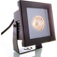 Power Spot COB III LED spotlight for outdoor areas