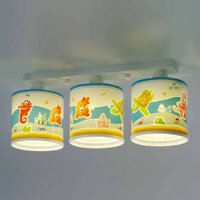 Sweet ceiling light Aquarium  3 bulb